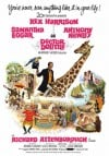 """Dr. Dolittle"" 1967 Original Film Poster"