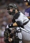 Rangers add C Pierzynski, say he will be starter