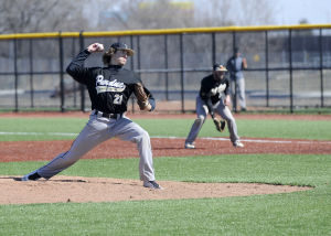 Panthers, Peregrines both have big hits, misses in doubleheader split