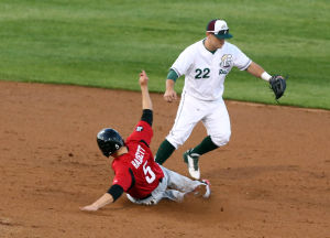 Gallery: RailCats home opener