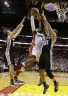 An NBA title, and legacies, on the line for Heat, Spurs