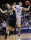 Northwestern hands Wolverines fifth-straight loss