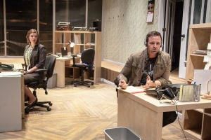 OFFBEAT: Final week for LiveWire Chicago Theatre's look at workplace 'right hands' in 'Assistance'