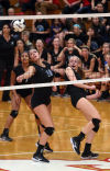 Munster girls volleyball sectional championship