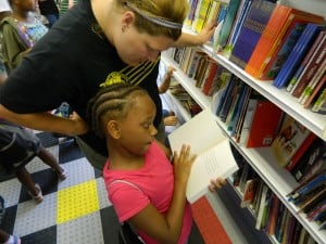 Cal City kids book it to reading