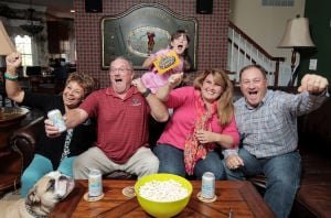 'Crazy' Munster family to 'Feud' on Friday