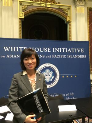 GSU official attends conference at White House