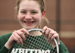 Whiting's Grace Huss volunteers for leadership role