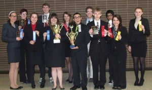 Valparaiso sends students to Nationals for Speech & Debate
