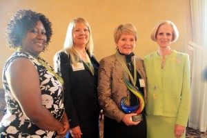 Hospital CEO named Most Influential Woman of the Year