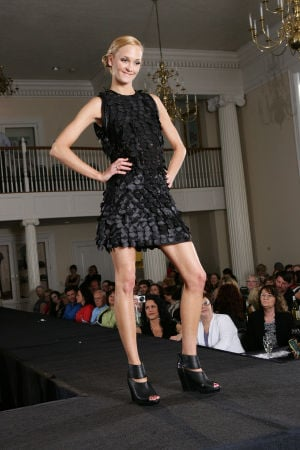 Local models strut their stuff at Fashion on the Shore 2014