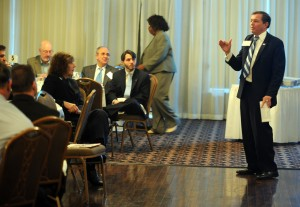 Innovation event spurs out-of-box thinking