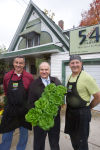 Giving: Area companies pair generosity with gourmet