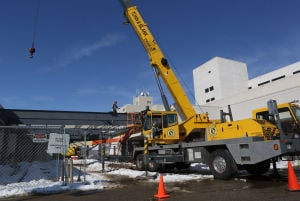 Pardon their dust: expansion continues at local hospitals