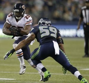 AL HAMNIK: Bears making little leeway in finding Forte's backup