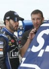 NASCAR president says penalties likely for 48 team