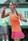 Clijsters stunned in Paris; Sharapova comes back