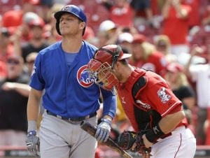 Cubs lose to Reds, fall to 0-5 since big trade