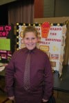 Science fair held at Memorial