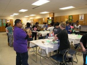MIS students create slime
