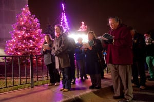 Munster Community Hospital has Lights of Life tree lighting ceremony