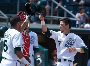 RailCats win in walkoff fashion against Goldeyes