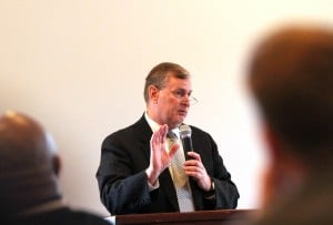 Indy mayor discusses positive changes at Gary Chamber meeting