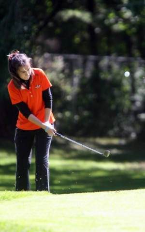 LaPorte's Mendez-Sota has serious golf bloodlines