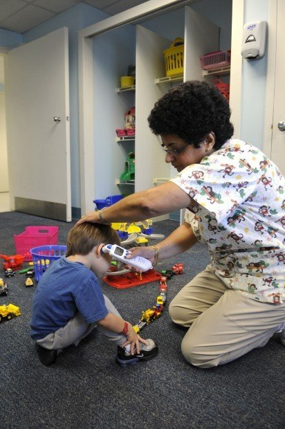Sick Child Day Care Centers Let Parents Go To Work Nwiparent Nwitimes Com