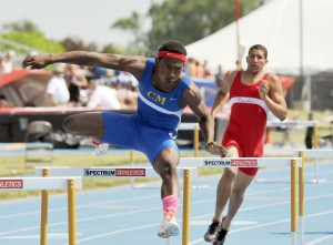 Two locals win state titles at IHSA boys state track meet