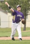Sam Moore, Hobart baseball