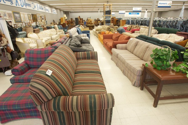 Indiana Furniture Reduces Waste While Nonprofit Reuses Recycles What People No Longer Want
