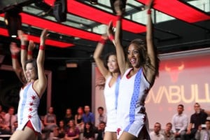 East Chicago dance sensation makes Chicago Luvabulls team