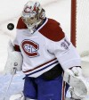 Shutouts highlight second day of NHL playoffs