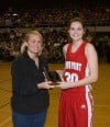 Abby Kvachkoff, 3-point Contest