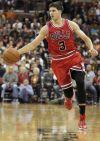 AL HAMNIK: Bulls' rookie Doug McDermott loaded and ready to fire