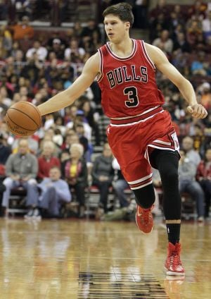 AL HAMNIK: Bulls' rookie Doug McDermott loaded and ready to fire