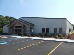 CrossPointe Christian Church opens its doors