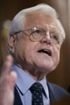 US Sen. Edward M. Kennedy has died after a yearlong battle with a brain tumor