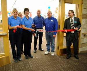 Crete library celebrates grand reopening
