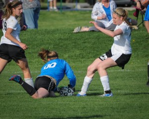 Beecher falls to Herscher in girls soccer