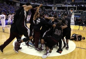 CLASS 2A STATE BASKETBALL CHAMPIONSHIP: Bowman Academy flies to title