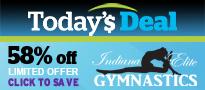 Today's Deal Promo Box -Indiana Elite