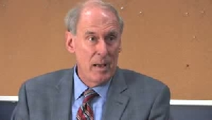 Video: Roundtable with Sen. Dan Coats