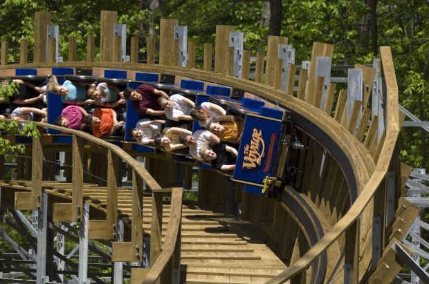 Amusing Adventures Tame And Thrilling Old And New Rides