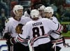 Chicago shuts out Nashville, heads home with series tied 2-2  