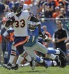 Bears have Tillman's knockout punch to rely on
