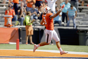 Illinois leaning on safeties for improved defense