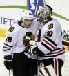 Blackhawks blank Predators