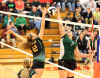 Cherokees, Wolves sweep their way to PCC semis